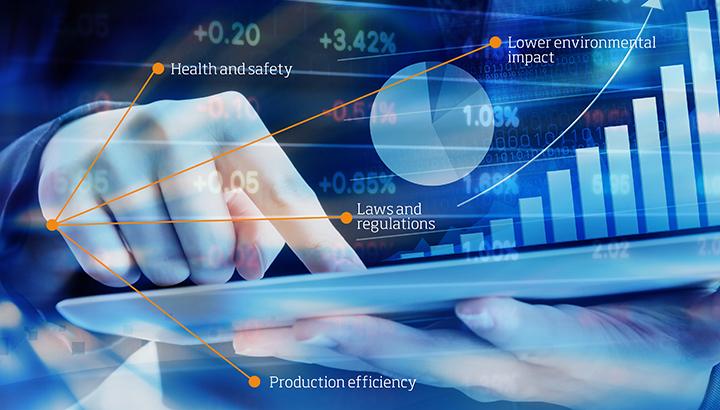إدخال البيانات في برنامج الإكسل لمعالجتها في برنامج التحليل الإحصائي