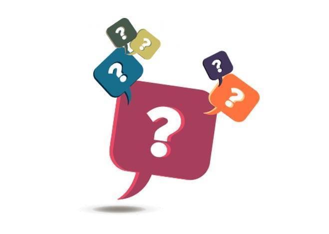 الاسئلة المقالية