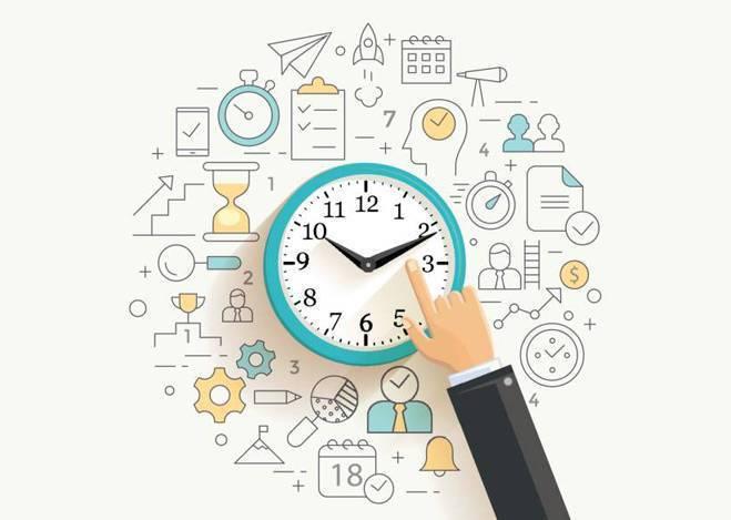 تنظيم وقت الدراسة